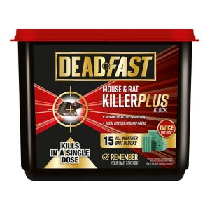 Image of Deadfast Plus Rodenticide 300g