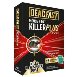 Image of Deadfast Plus Sachet Rodenticide 150g