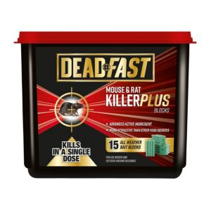 Image of Deadfast Plus Rodentcide 300g