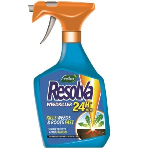 Image of Resolva Fast Action Spot treatment Weed killer 1L