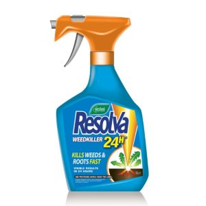 Image of Resolva 24 Ready to use Weed killer 1L 0kg