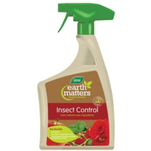 View Earth Matters Organic Spray Bug Killer 1L details