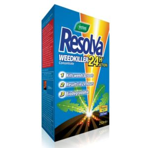 View Resolva 24 Concentrate Weed Killer 250ml details