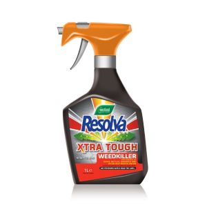 Image of Resolva Xtra Tough Ready to Use Weed Killer 1L