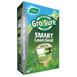 Image of Gro-Sure Smart Lawn Seed 1.6kg