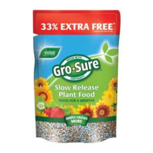 View Westland Gro-Sure Slow Release Plant Food 1.33kg details