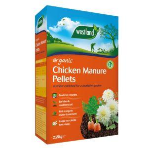 Westland Chicken Manure Pellets (W)2.25kg