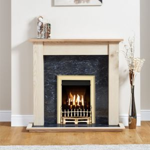 View Focal Point Blenheim Inset Gas Fire Suite details