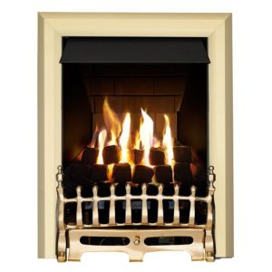 View Focal Point Blenheim Slide Control Inset Gas Fire details