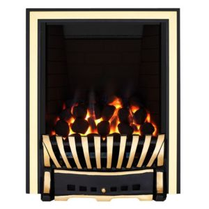 View Focal Point Black Elegance Gas Fire details