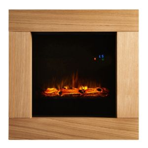 View Focal Point Avonbury Remote Control Flat Against Wall Electric Fire Suite details