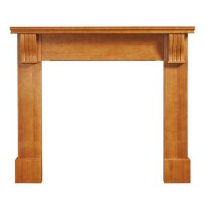 View Durham Solid Pine Fire Surround details