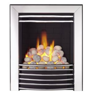 View Focal Point Aura Inset Gas Fire details