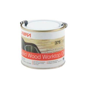 Image of Unika Clear Natural matt Solid work top oil 0.38L
