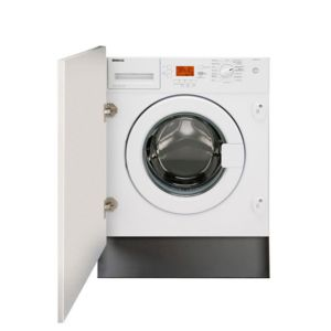 Beko WMI61241 White Built In Washing Machine