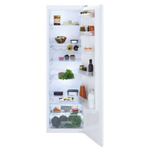 Beko BL77 Tall White Integrated Fridge