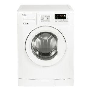 Beko WM8120W A+ 8kg 1200 Spin Washing Machine in White