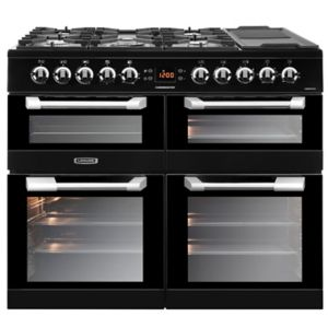 Leisure Range Cooker with Gas Hob  CS100F520K