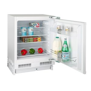 Image of Beko QL22 White Integrated Fridge