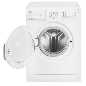 Beko WM6120 White Freestanding Washing Machine