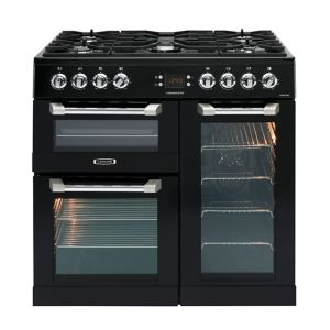 Image of Leisure Freestanding Dual Fuel Range Cooker with Gas Hob CS90F530K