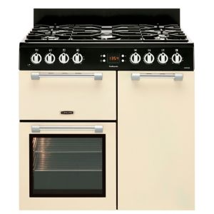Image of Leisure CK90F232C Freestanding Dual fuel Range cooker with Gas Hob
