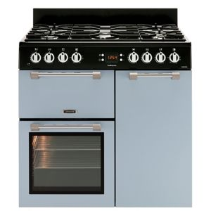Image of Leisure Freestanding Dual Fuel Range Cooker with Gas Hob CK90F232B