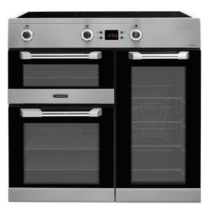 Image of Leisure Freestanding Electric Range cooker with Induction hob CS90D530X