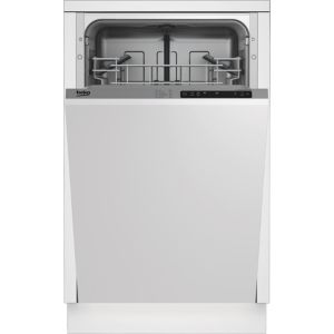 Beko DIS15011 Integrated Slimline Dishwasher  White