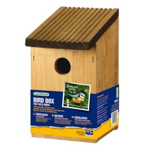 View Gardman Brown Nest Box details