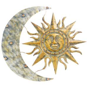 View Gardman Moon & Sun Wall Art details