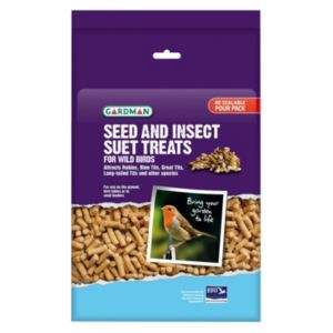 View Gardman Suet Treat Wild Bird Feed 560G details