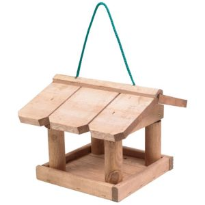 View Gardman Timber Bird Table details