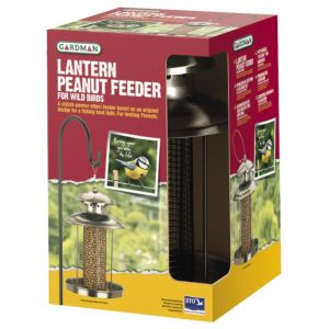 View Gardman Steel Bird Feeder (H)300mm details