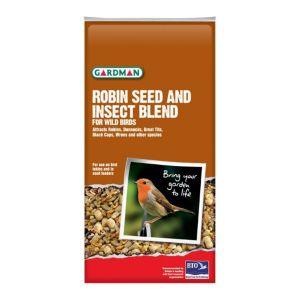View Gardman Robin Blend Wild Bird Feed 1kg details