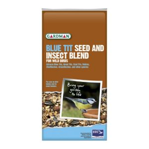 View Gardman Blue Tit Blend Wild Bird Feed 1kg details