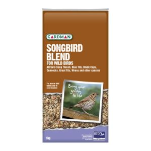 View Gardman Songbird Blend Wild Bird Feed 1kg details