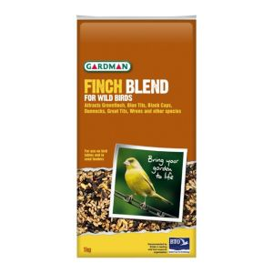 View Gardman Finch Blend Wild Bird Feed 1kg details