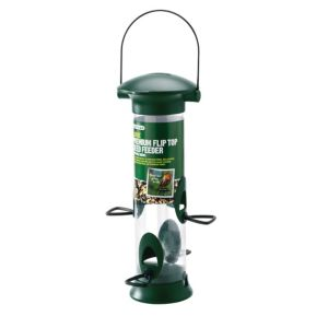 View Gardman Plastic Bird Feeder (H)320mm details