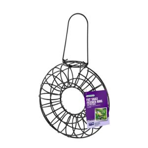 View Gardman Steel Bird Feeder (H)710mm (W)250mm (L)140mm details