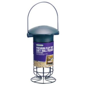 View Gardman Plastic & Steel Bird Feeder (H)215mm details