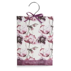 Image of Bloom Jasmine & Magnolia Wardrobe fragrance sachet