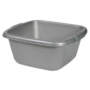 View Curver Stainless Steel Effect Kitchen Washing Up Bowl details