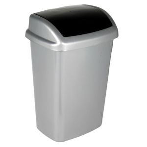 View Curver 50L Plastic Kitchen Swing Bin details