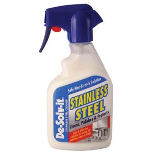 View De.Solv.It Stainless Steel Spray 500ml details