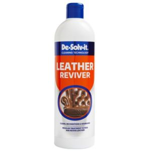 View De-Solv-It Leather Reviver Bottle details