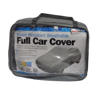 View Full Water Resistant Car Cover details