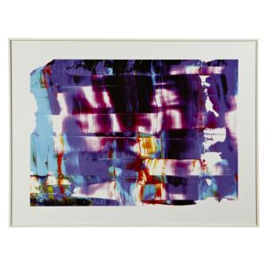 View Abstract Multicolour Wall Art (W)92.5cm x (H)62cm details