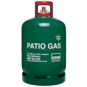 View Calor Propane Patio Refill 13 kg details