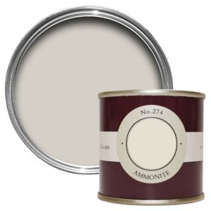 Image of Farrow & Ball Ammonite no.274 Estate emulsion paint 0.1L Tester pot